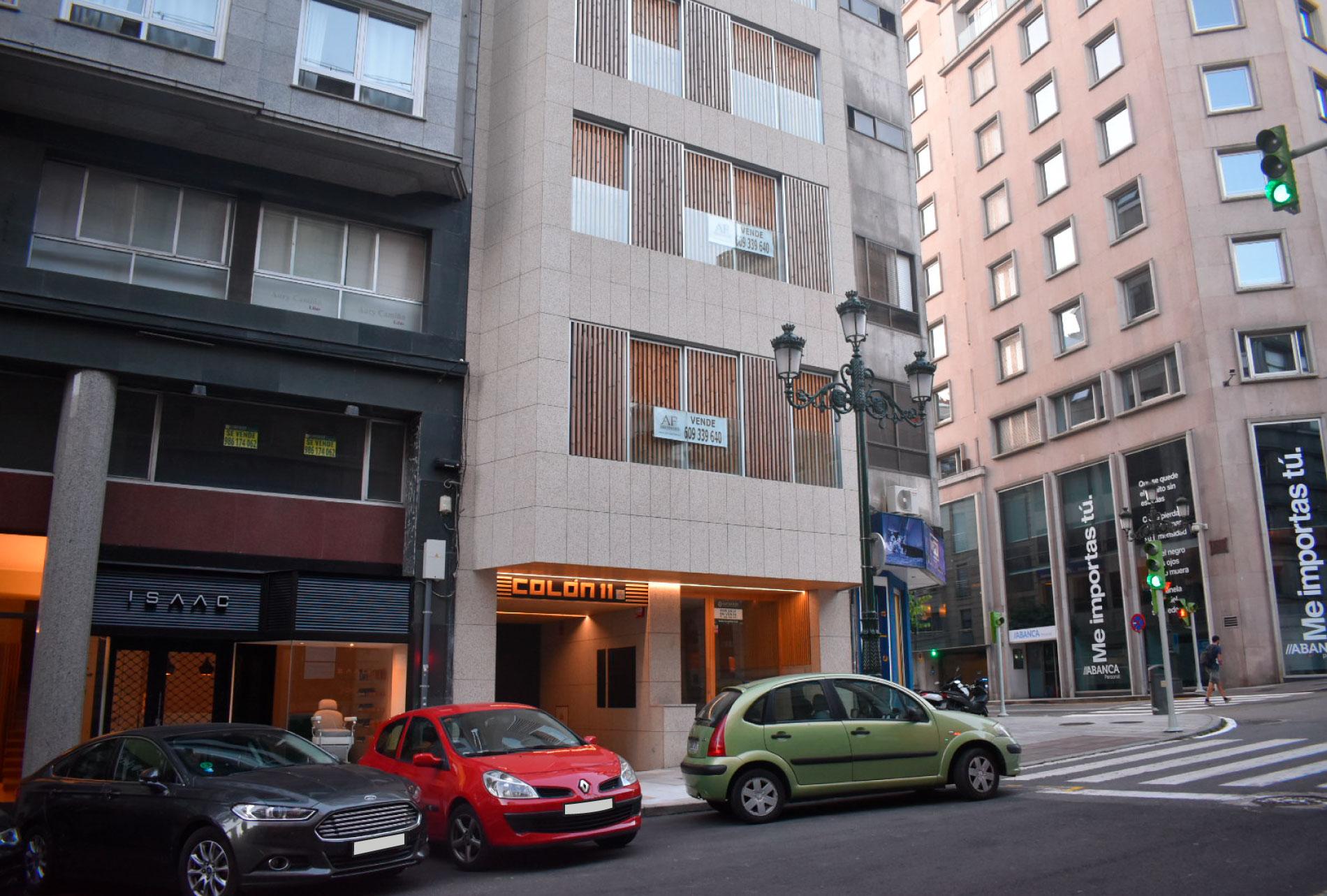Distrito Santiago de Vigo en Vigo