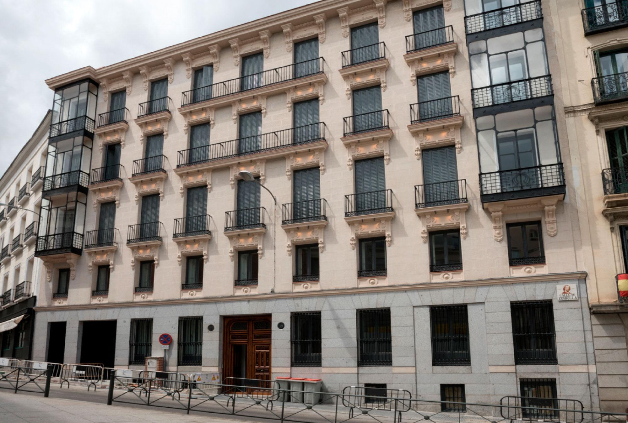 Distrito Centro en Madrid