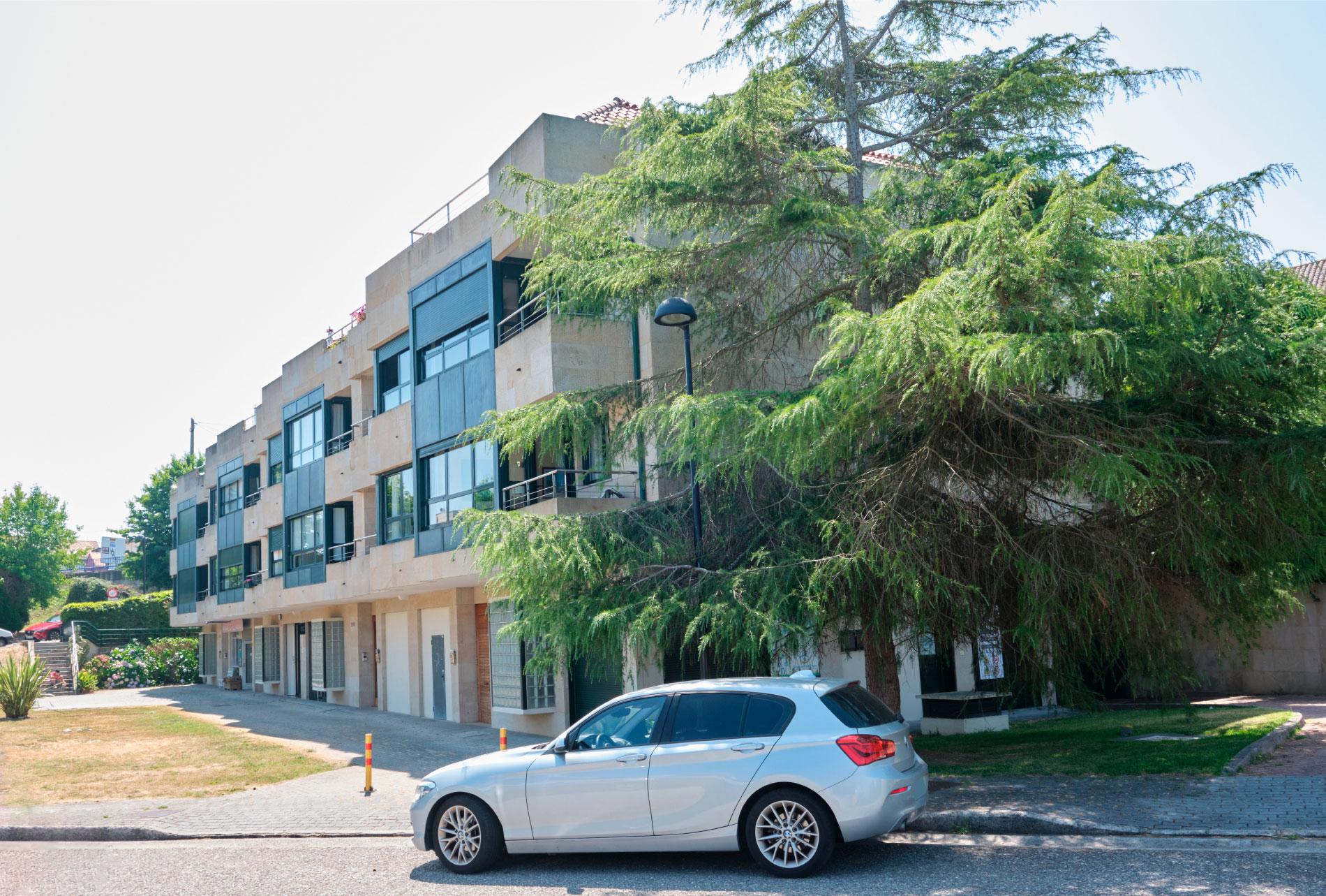 Distrito Oya en Vigo