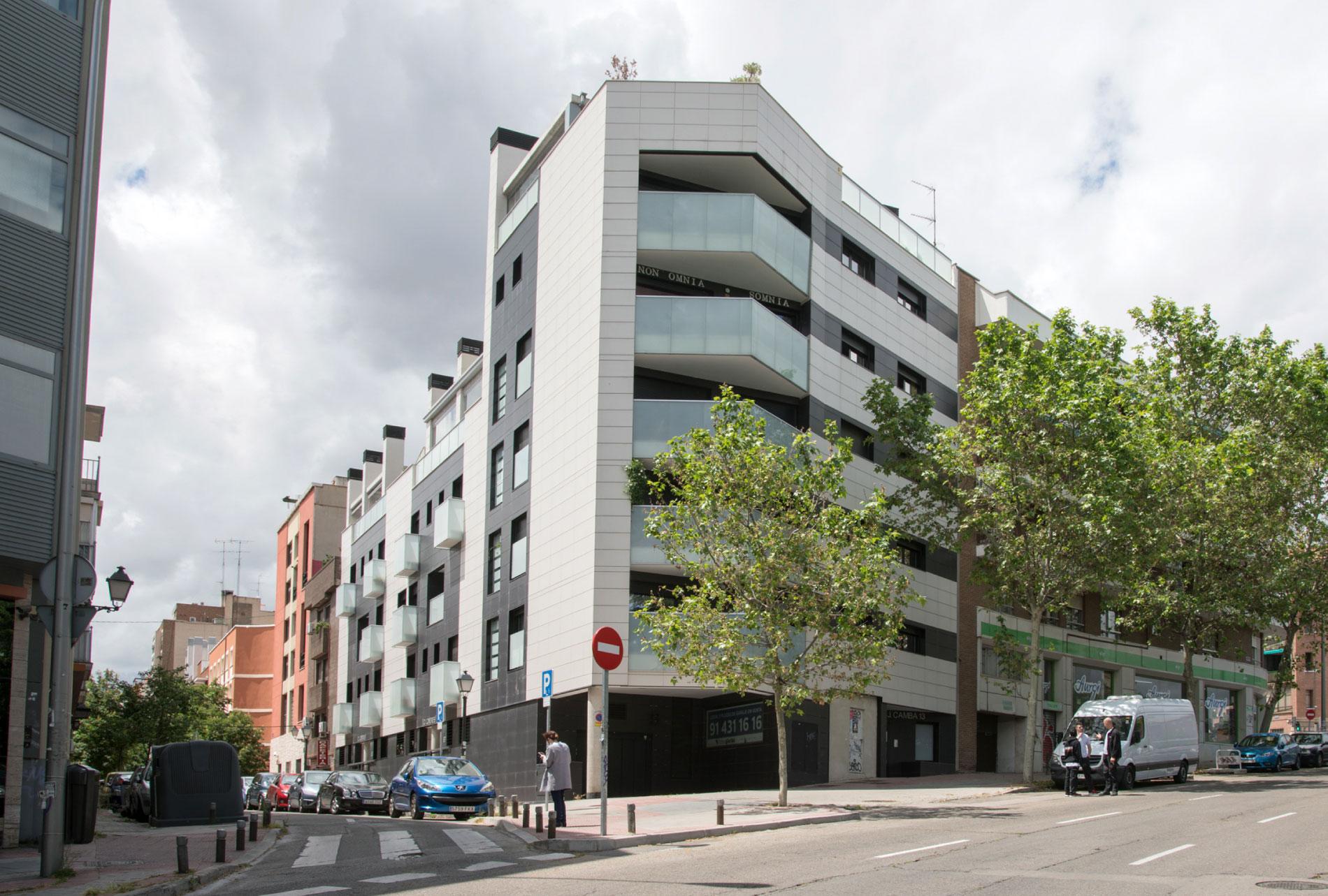 Distrito Salamanca en Madrid