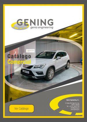 Catálogo Comercial Gening